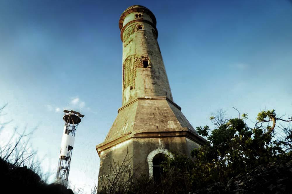 Faro de la Isla Maniguín (Filipinas)